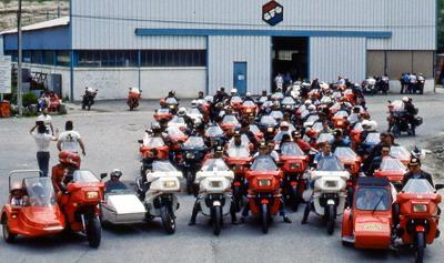 Rassemblement BFG à La Ravoire 1983