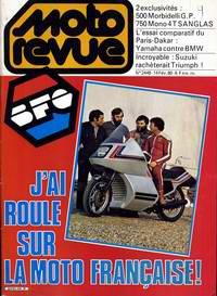 Moto Revue 14 février 1980