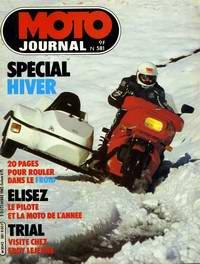 MOTO JOURNAL 581 du 02/12/1982
